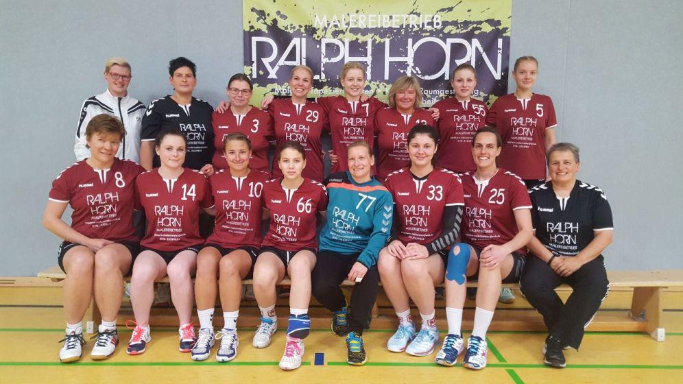 Damen: Spiel gegen Geesthacht - Handball-Bargteheide
