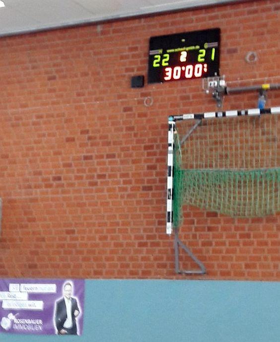 Damen: Der Kampf wurde belohnt... - Handball-Bargteheide