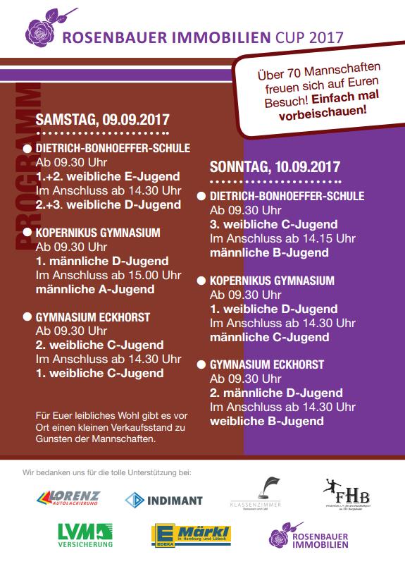 Rosenbauer Cup - Handball-Bargteheide